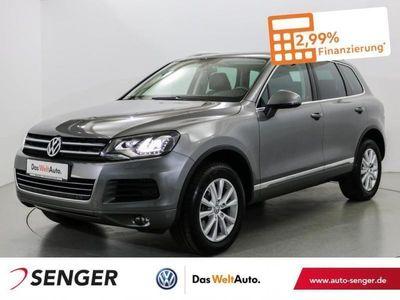 gebraucht VW Touareg 3.0 V6 TDI BMT AHK Pano Panorama