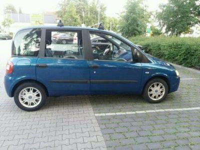 used Fiat Multipla 1.6 16V TÜV bis Mai 2021