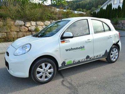 gebraucht Nissan Micra 30 Jahre Edition*KLIMA*EURO 5*TÜV 6/2022*