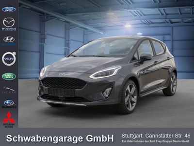 gebraucht Ford Fiesta 1.0 EcoBoost ACTIVE PLUS Navi FGS 4J.