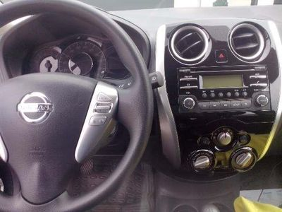 gebraucht Nissan Note 1.2 acenta