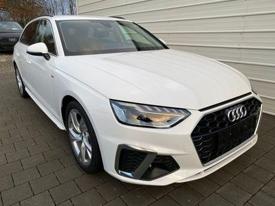 gebraucht Audi A4 S Line 40 TFSI S-Tronic 140 KW / 190PS