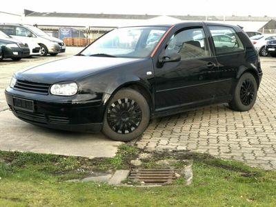 gebraucht VW Golf IV VWGTI Exclusive 1,8 Turbo TÜV 06/2...