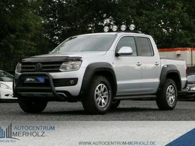 gebraucht VW Amarok Highline DoubleCab 4Motion Leder Navi