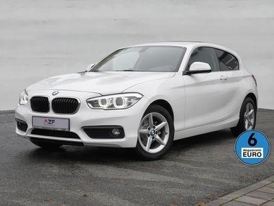 gebraucht BMW 116 d Advantage LEd+Sitzheizung+PDC+Klima