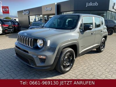 gebraucht Jeep Renegade Sport+FWD+KLIMA+DAB+BLUETOOTH+0,99%