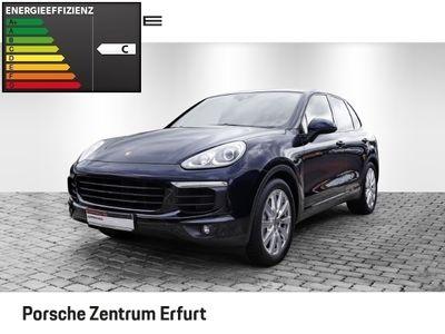 gebraucht Porsche Cayenne S Diesel/Luftfederung/STANDHEIZUNG/PCM/14 Wege