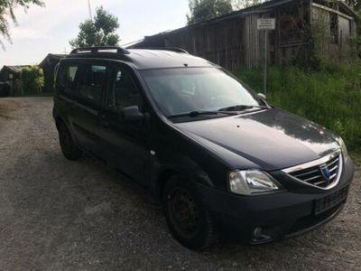 gebraucht Dacia Logan 1,6 benzin 77kw tüv April 2020 Euro 4