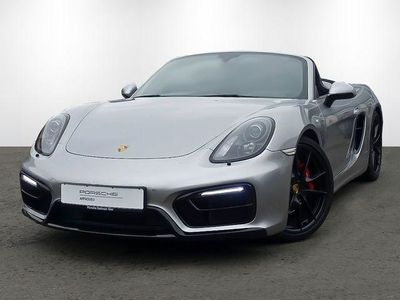 gebraucht Porsche Boxster GTS GTS