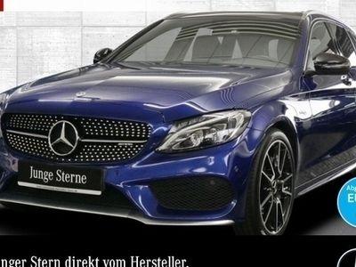 käytetty Mercedes C43 AMG AMG T 4M Perf-Abgas Pano LED Navi PTS 9G Temp