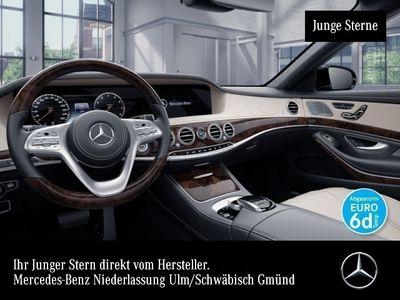 gebraucht Mercedes S560 L 4M Airmat Pano Multibeam Burmester Distr.