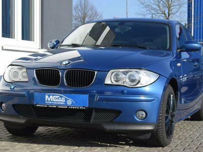 gebraucht BMW 116 i **XENON**