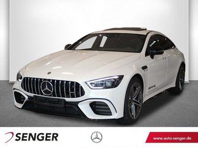 gebraucht Mercedes AMG GT 63 4M+ Night Burmester Performance-Sitze