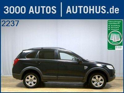 gebraucht Chevrolet Captiva 2.4 Radio/CD Klima PDC TÜV-06/2020