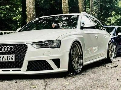 gebraucht Audi RS4 b8 20 kw Schalen oz Carbon 280kmh