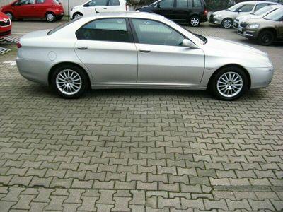 gebraucht Alfa Romeo 166 3.2 V6 24V Progression als Limousine in Selm