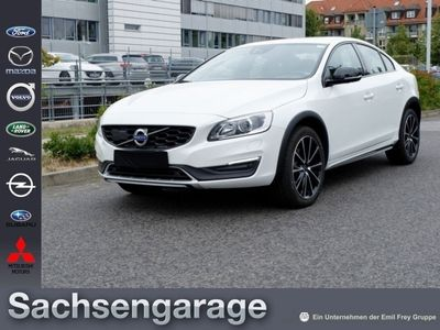 gebraucht Volvo S60 CC D4 AWD Geartronic Pro Standhzg.