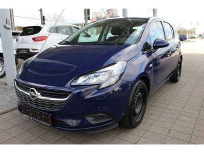 gebraucht Opel Corsa E Selection 1.2 RDC Klima ESP Seitenairb.