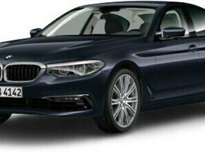 gebraucht BMW 540 540SportLine BusinessPaket HiFi Komfortzugang DisplayKey