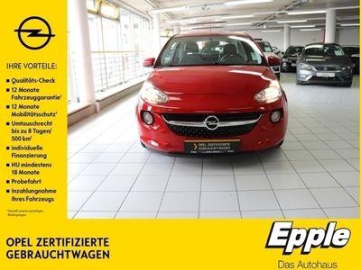 gebraucht Opel Adam Jam 1.2 Multif.Lenkrad NR RDC Klima Temp CD USB Sp