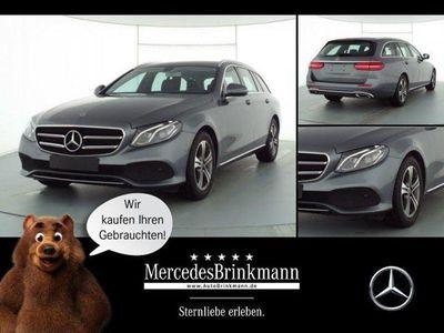 gebraucht Mercedes E220 T-Modell AVANTGARDE/LED/NAVI/KAMERA/SHZ Kamera