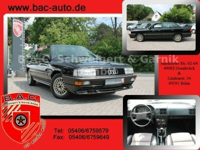 käytetty Audi 200 Quattro Original Zustand 2-Hand