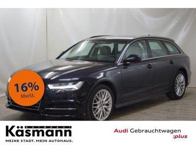 gebraucht Audi A6 Avant 3.0 TDI EU6 S-line Navi LED Alcantara