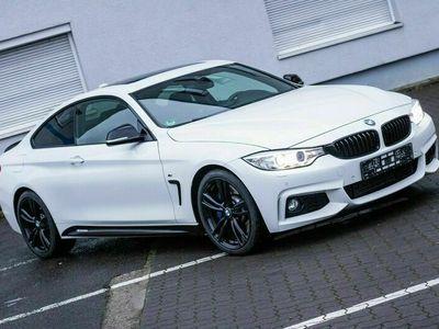 gebraucht BMW 425 Baureihe 4 Coupe d Performance Head Up