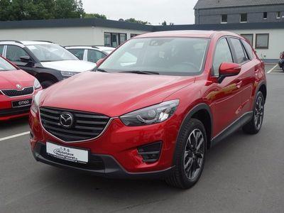 gebraucht Mazda CX-5 2.2 SKYACTIV-D AWD Sports-Line LED Bose
