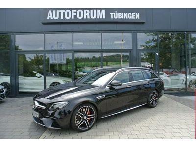 gebraucht Mercedes E63 AMG S 4MATIC+ T *Driver sPackage*