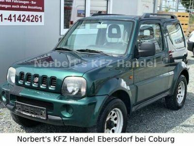 used Suzuki Jimny 1.3 4WD Club