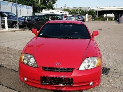 used Hyundai Coupé 2.7 V6 GLS