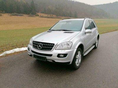 gebraucht Mercedes ML350 lpg