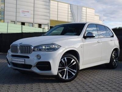 gebraucht BMW X5 M50d M Sportpaket ACC GSHD Standhzg. Hifi HK