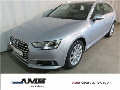 gebraucht Audi A4 Design g-tron S-tr/AHK/ACC/Nav/Xen/5J.G