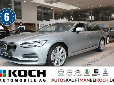 gebraucht Volvo V90 D5 AWD Inscription Geartronic