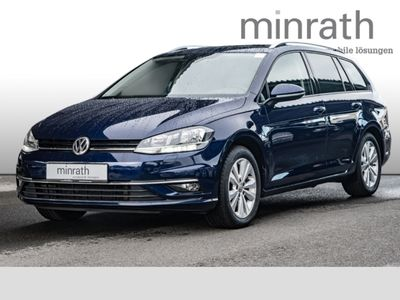 gebraucht VW Golf Variant VII Comfortline 2.0 TDI Navi Keyles