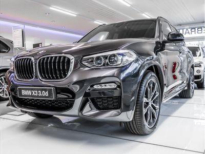 gebraucht BMW X3 X3xDrive30d M SPORT AT