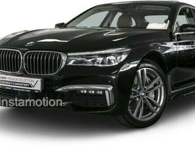 gebraucht BMW 750 d xDrive Innovationsp. Navi Prof. Glasdach