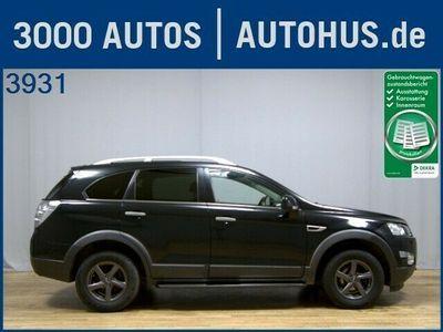 gebraucht Chevrolet Captiva 2.2 D 4WD LTZ 7-Sitze Leder Navi AHK RFK