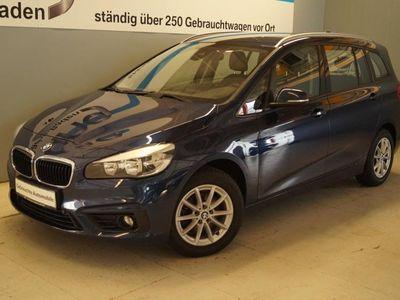 gebraucht BMW 216 Gran Tourer Advantage Aut. Klimaaut. PDC