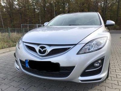 gebraucht Mazda 6 2.0 MZR Center-Line