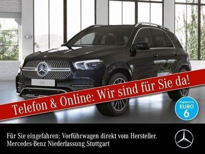 gebraucht Mercedes GLE400 d 4M AMG Stdhzg Pano Multibeam Burmester