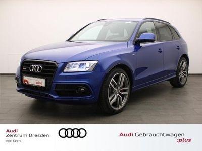 gebraucht Audi SQ5 3.0 TDI quattro XENON-Plus / NAVI /Standhzg.