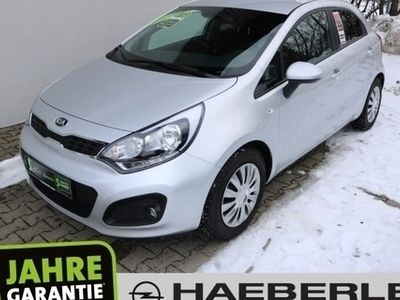 used Kia Rio 1.2 FIFA World Cup Edition Sitzh. PDC