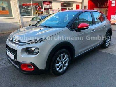gebraucht Citroën C3 Feel PureTech 82