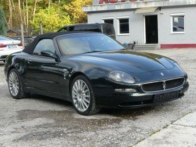 gebraucht Maserati 4200 Cambiocorsa als Rechtslenker sehr selten