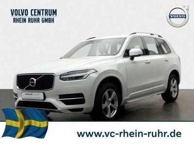 gebraucht Volvo XC90 Momentum,Navi,LED,Leder,RFK,WSS heizb.,BLIS