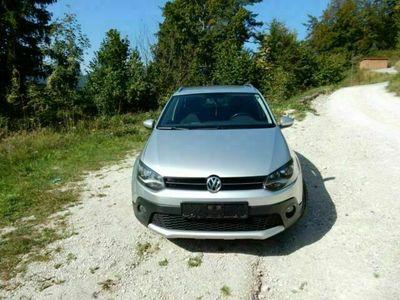 gebraucht VW Polo Cross 1.6 TDI Polo