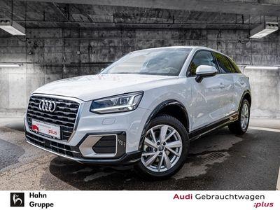 gebraucht Audi Q2 35TFSI Sport S-trc GRA LED Navi Einparkh